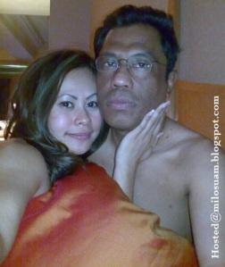 AMK cabar Pemuda Umno nafi gambar bersama 'kekasih gelap'