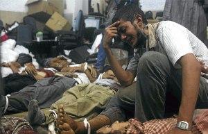 keganasan polis dan tentera Mesir
